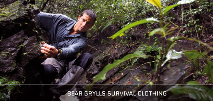 Bear Grylls Fleece